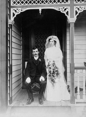 Mr and Mrs F T Innes