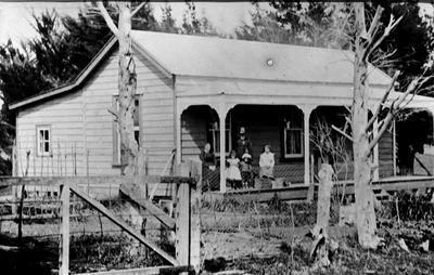 Higginson House, Te Rapa c.1902-11