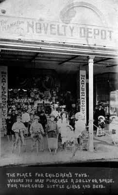 Hamilton Novelty Depot, Victoria Street
