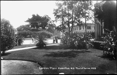 Garden Place Hamilton