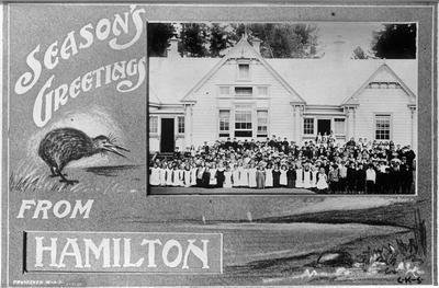 Hamilton West School