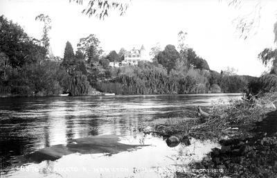 East Bank of Waikato River