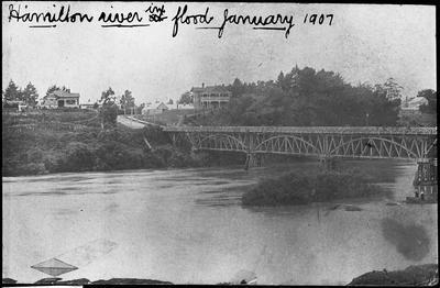 Union Bridge, Hamilton