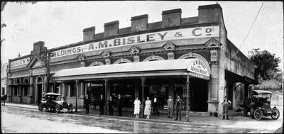 A.M. Bisley & Co. in Ward Street