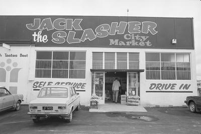 Jack the Slasher City Market