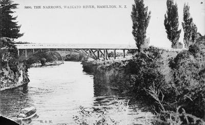 Narrows Bridge, Tamahere