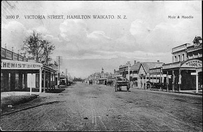 Victoria Street, Hamilton