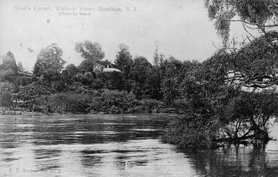 """Coates Corner"" - Waikato River"