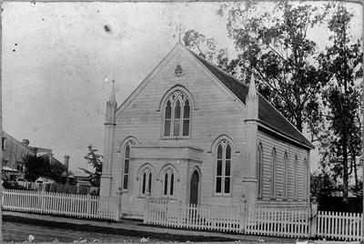 Methodist Church, Collingwood Street, Hamilton