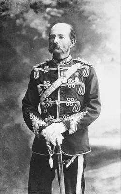 Col. Arthur Morrow
