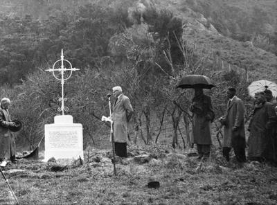Miller Memorial, Whakatumutumu