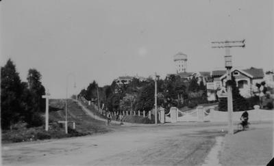 Ward Street, Tainui Street, Frankton water tower