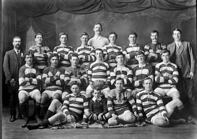 Gordonton Senior Football Team