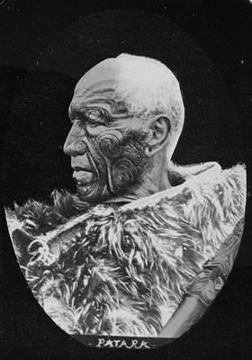 Patara, Maori Chief