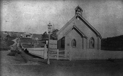First Congregational Church, Raglan