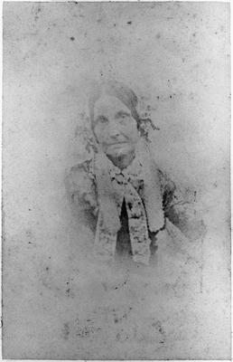 Wilhelmina Thurlow (nee Jones)