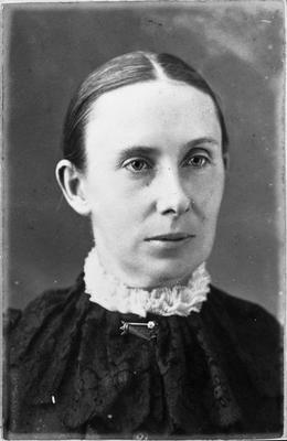 Emma Field (nee Thurlow)