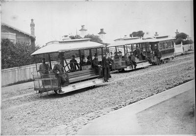Mornington Tramway, Dunedin