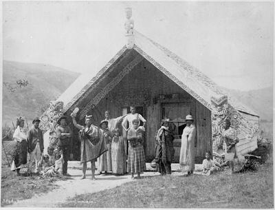 Runanga House, Wairoa