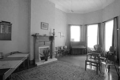 Inside Hockin House