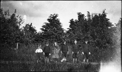 Lye children Newstead