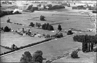 Bob Lye's farm, Newstead
