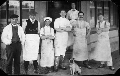 Findlays Bakery Napier