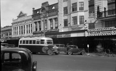 Alexandra Buildings, Hooker & Kingston and the Wesley Chambers