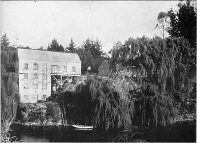 Hally's Flour Mill - Cambridge