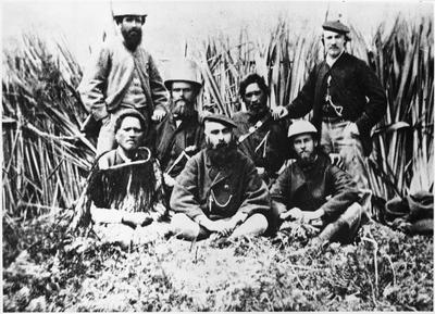 J C Firth, Wiremu Tamehana and others