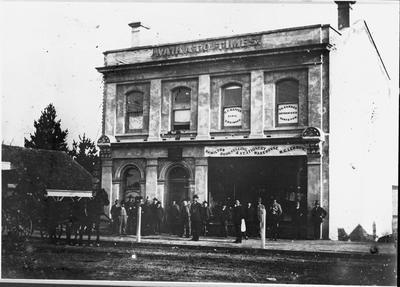 Waikato Times, Hamilton