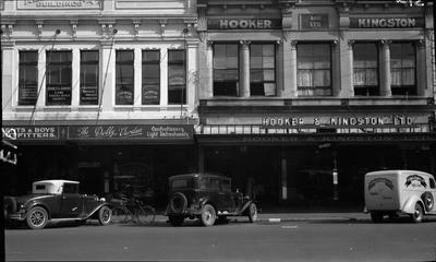 Alexandra Buildings and Hooker & Kingston Ltd.