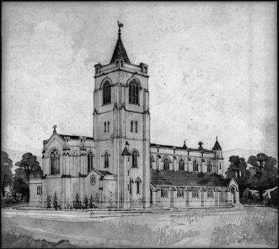 St Peters Church - Hamilton