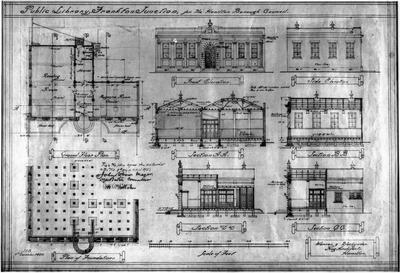 Plans - Frankton Public Library