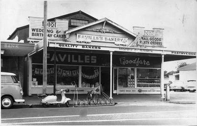 Faville's bakery and foodstore