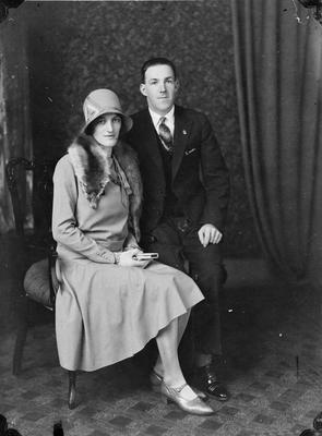 Eunice and Joseph Raymond