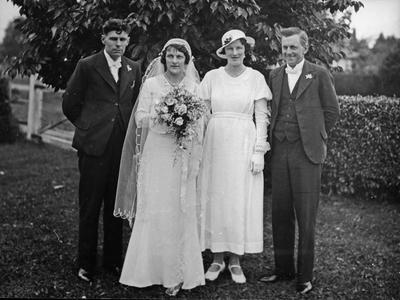 Kenneth and Margaret Burns