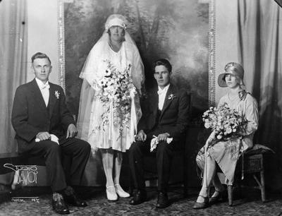 Mary and Douglas Nairn