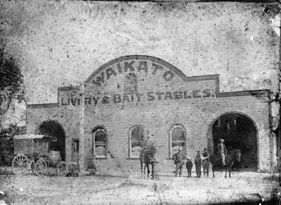 Waikato Livery & Bait Stables