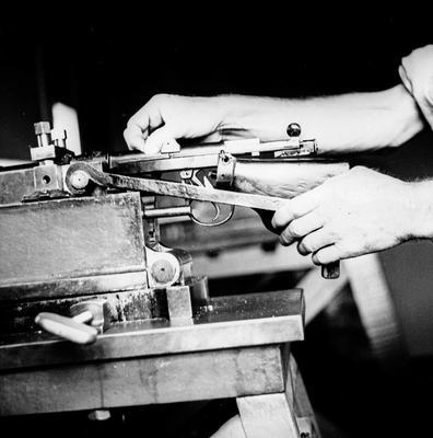 C.A.C. Ammunition Factory, Hamilton