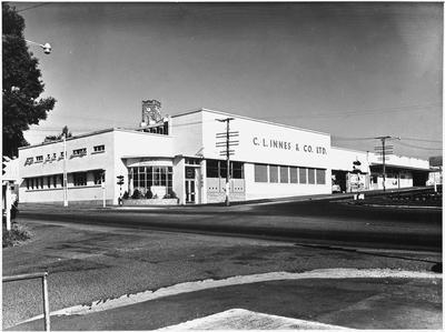 C L Innes Ltd, Victoria Street, Hamilton