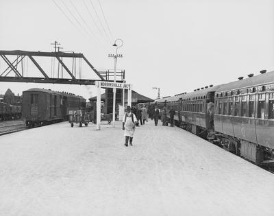 Morrinsville Railway Station