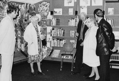 Tamahere School - Opening Library