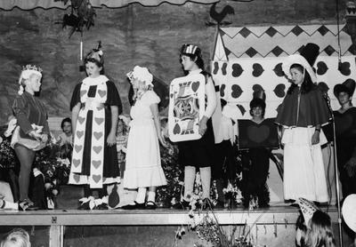 Tamahere School - School play