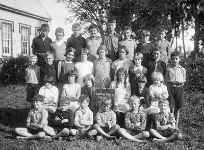 Tamahere School - Class photo