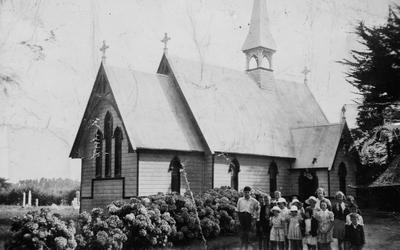 Tamahere Church