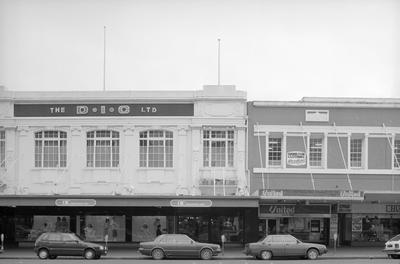 The D.I.C. Ltd on Victoria Street