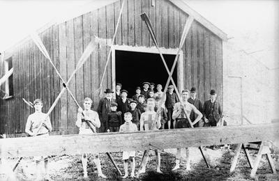 First Mercer Rowing Club
