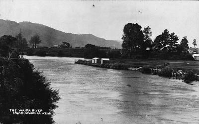 Waipa River, Ngaruawahia