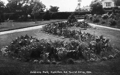 Soldiers Park, Hamilton